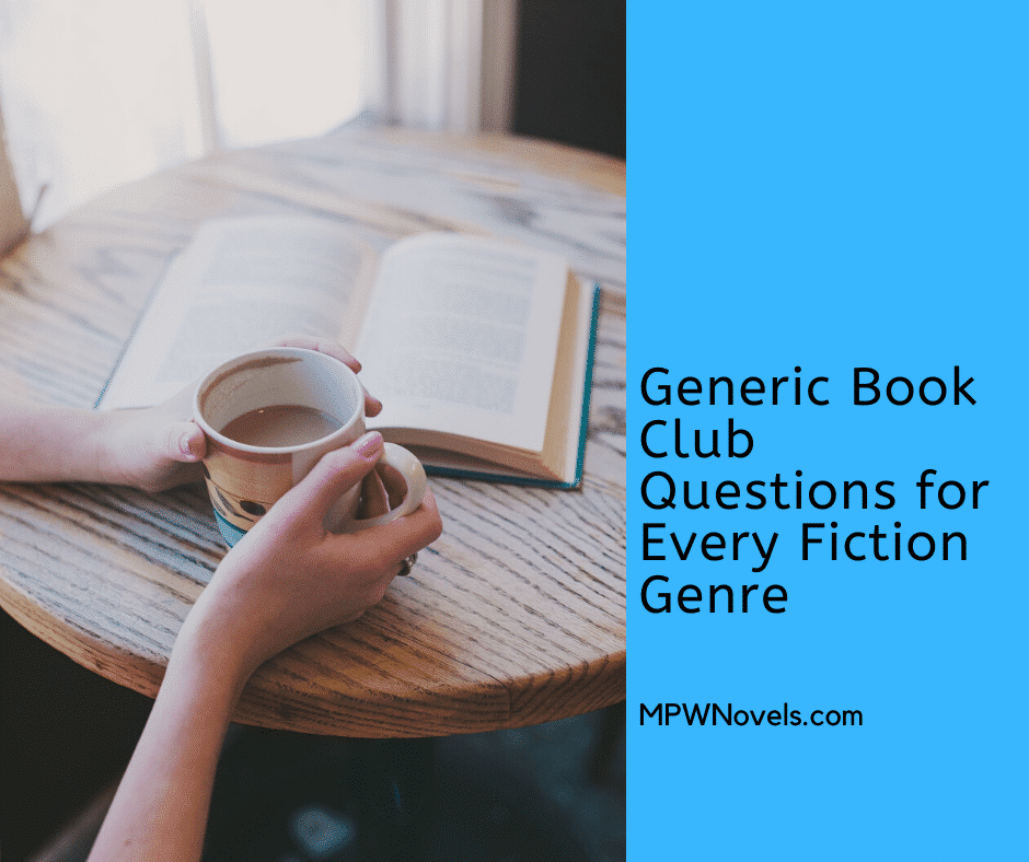 Generic Book Club Questions
